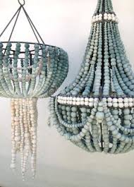 Beaded Turquoise Chandelier Klaylife Clay Beaded Chandeliers Handmade In South Africa