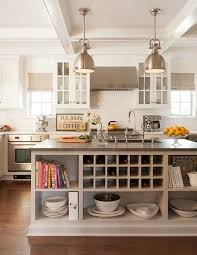 kitchen islands with wine rack best 25 built in wine rack ideas on kitchen for island