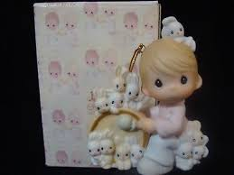 100 precious moments 12 days of ornaments vintage