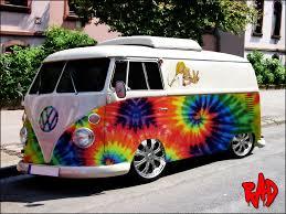 volkswagen hippie van clipart 60 u0027s fads thinglink