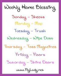 blessing for the home what is the deal with weekly home blessing flylady net