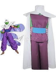 Dragon Ball Halloween Costumes Dragon Ball Piccolo Halloween Coaplay Costume Flute Familiar Imp