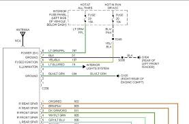 1997 ford explorer radio wiring diagram wiring diagram and