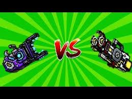 Challenge Fatality Pixel Gun 3d Big Fatality Gun Vs Charge Cannon Challenge