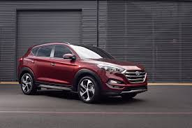 2016 hyundai tucson reviews and rating motor trend