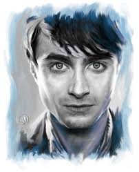 harry potter portraits and paintings on behance