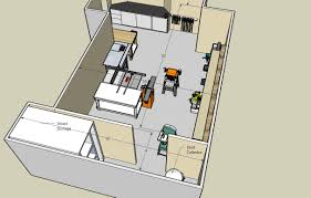 Shop Floor Plan Project Picture Workshop Tools Pinterest Workshop Layout