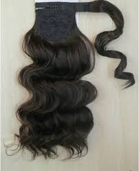 Real Ponytail Hair Extensions by Buy Clip In Ponytails Real Human Hair In Afro Hair Extension In