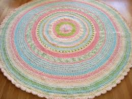 Area Rug For Baby Room Lauries U0027s Perfect Pastel Round Rug Area Rugs Rugs Round