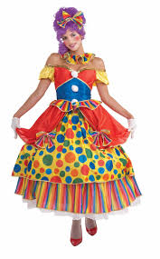 belle of the big top women clown costume 67 99 the
