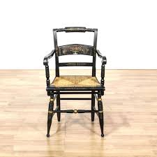 Solid Wood Armchair Contemporary Visitor Armchair Solid Wood Solid