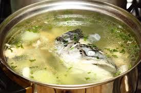 comment cuisiner le p穰isson recette de fumet de poissons