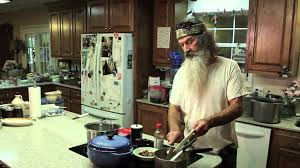 Kays Country Kitchen by Duck Commander Phil Robertson Cooks His Famous Pralines Youtube