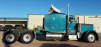 1992 peterbilt 379 semi truck item i5293 sold november