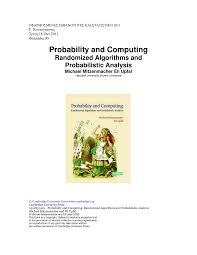 probability and computing pdf download available