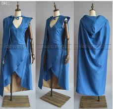 Gandalf Halloween Costume Wholesale Game Thrones Cosplay Daenerys Targaryen Cosplay