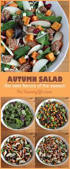 best of autumn salad