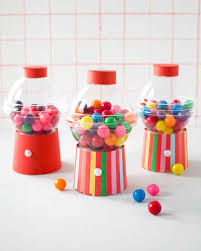 gumball party favors miniature gumball machine party favors martha stewart