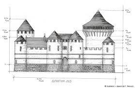 guédelon u0027s building plans