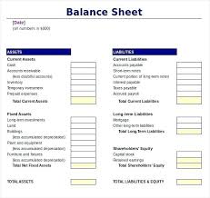 Accounting Balance Sheet Template Excel excel depreciation template balance sheet template excel knowing