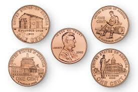 Home Design For 4 Cent by Designs For Lincoln Pennies In 2009