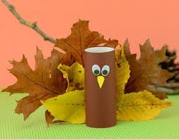 toilet paper turkey craft 25 paper roll crafts for kids