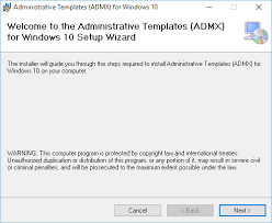 how to add group policy templates admx for windows 10 u2013 stackzilla