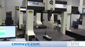 used brown u0026 sharpe microxcel pfx cmm for sale cmm inc youtube