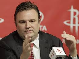 daryl morey tried to use an etch a sketch drawing to land a free
