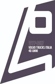 logo volvo trucks i 40 anni di volvo trucks in italia camionisti on line