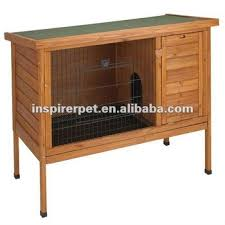 Rabbit Hutch Wood Wooden Rabbit Hutch House Feature Packed Rabbit Wood Cage Pen