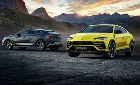 pagani suv 2019 lamborghini urus suv arrives with 641 hp news car and driver