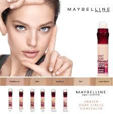Maybelline Age Rewind Eraser maybelline instant age rewind eraser circle treatment concealer