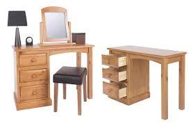 Antique Pine Computer Desk by Dressing Table U0026 2 3 Door Wardrobe With Mirror Pine Antique