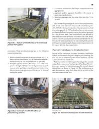 chapter 9 fabrication of modular rigid pavement system panels