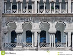 Moorish Architecture Moorish Architecture In Malaysia Royalty Free Stock Photography