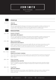 Classy Resume Templates Free Resume Templates Blank Printable Fill In For 85 Fascinating