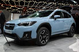 subaru outback 2018 grey 2018 subaru crosstrek debuts with better off road capability