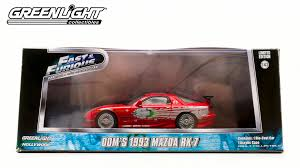 mazda rx7 fast and furious 86204 1 43 1993 mazda rx7 fast u0026 furious kombi rocks shoppe