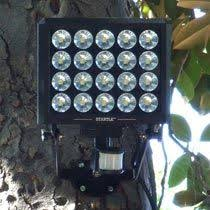 introducing the startle led motion activated security light the