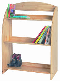 amazon com little colorado unfinished kid u0027s bookcase toys u0026 games