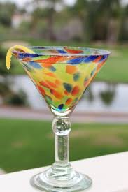 martini mango make mine a mocktail