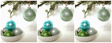 Halloween Glass Ornaments by Homemade Glitter Covered Ornaments Handmade Ornament No 21