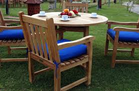 teak patio table with leaf teak patio furniture are ideal options home design by fuller