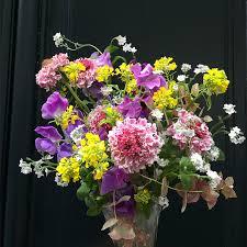 composition florale mariage deco mariage réaliser les compositions florales soi même