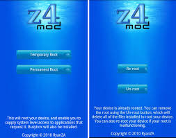 z4root apk gingerbread root samsung transform m920 on froyo without pc how to