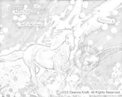 chimera horse horses coloring coloring pages printable