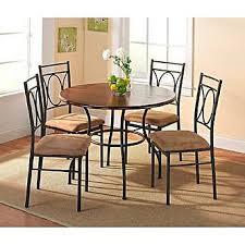 kmart dining room sets essential home 5 pc dining set