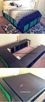Best  DIY Storage Ideas On Pinterest Small Apartment - Diy bedroom storage ideas