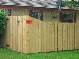 residential wood fences zepco fence inc